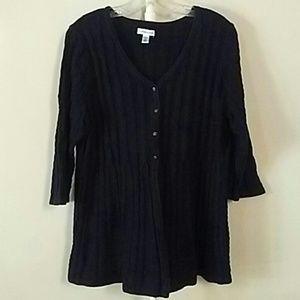 Croft & Barrow Sweater size 1X